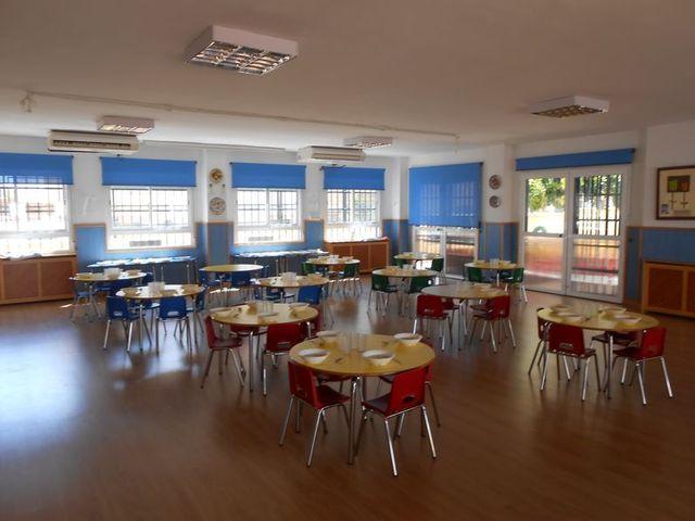 Comedor Principal Escuela Infantil Los Tulipanes De Linares
